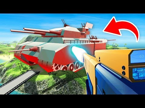 NEW NERF WAR BATTLE IN RAVENFIELD (Ravenfield Funny Gameplay