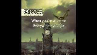 3 Doors Down - Every Time You Go (Acoustic) (With Lyrics)