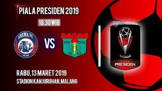 Video Live Streaming Arema FC Vs Persita Tangerang, Rabu Pukul 18.30 WIB Live di Indosiar