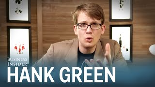 How Hank Green Became One Of The Internets Most Influential Educators