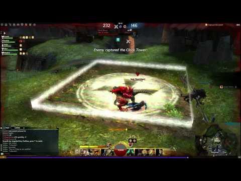 Guild Wars 2 Build: In-Depth Burst Damage Warrior - Axe +