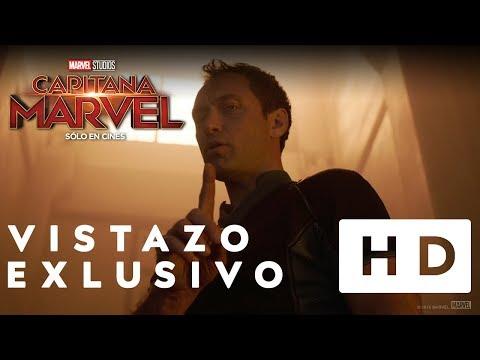"""Capitana Marvel"" lanza su tercer tráiler y espectacular póster"