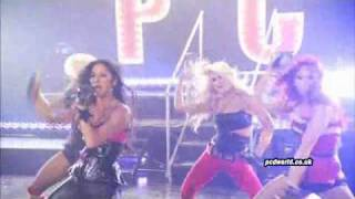 Pussycat Dolls - Takin' Over The World (Live on Walmart Soundcheck)