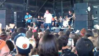 Dance Gavin Dance - Heat Seeking Ghost of Sex (Van's Warped Tour 2011)