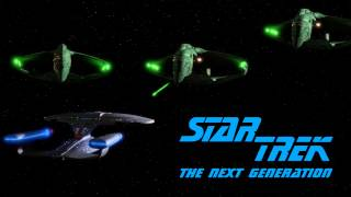 Star Trek: TNG Music - Romulan Theme (soundtrack edit)