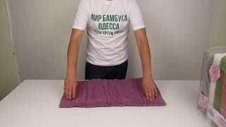 Полотенце махровое, Турция, 50 х 90 см., 6 шт./уп. M10109 от компании МИР БАМБУКА ОПТ. Полотенце, халат, простынь оптом, Одесса, 7 км. - видео