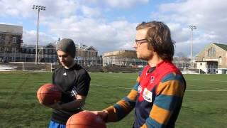 Australian Rules Football - Skills 101