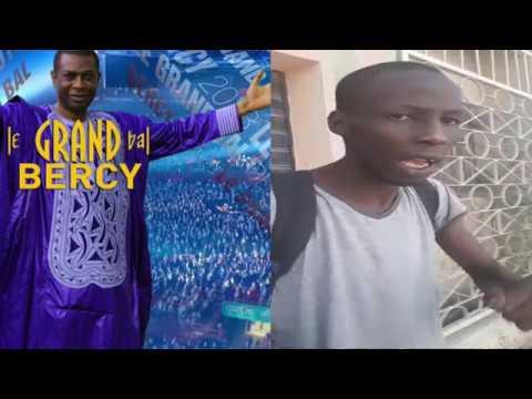 """Vidéo: Patin parle de Bercy, des """"Lions"""" au mondial et des migrants en Libye"""