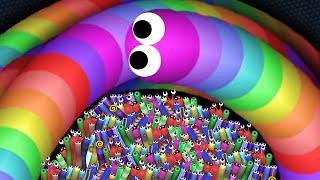 Slither.io A.I. 200,000+ Score Epic Slitherio Gameplay