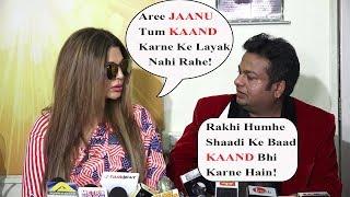 Rakhi Sawant SH0CKING Reaction On Deepak Kalal's Marriage Proposal I Press Conference