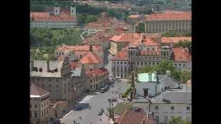 Praha - třetí milenium města památek