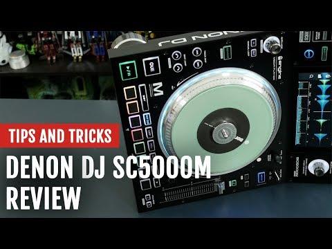 denon dj sc5000 review