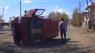 Свежая подборка аварии и дтп за апрель 2015 №42Car crash compilation 2015