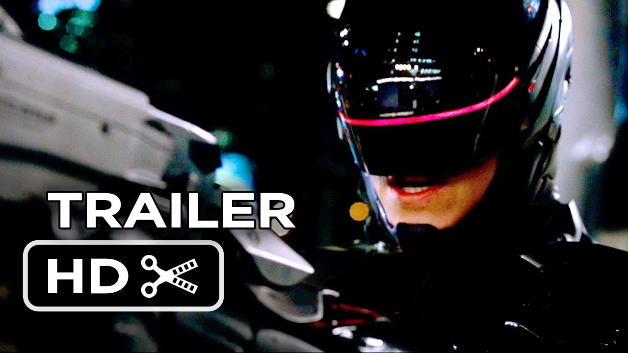 Robocop Trailer: Why, Hollywood, Why?