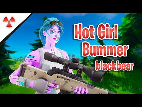 BEST Sniper of Chapter 2... Fortnite Montage - hot girl bummer (blackbear)