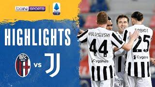 Bologna 1-4 Juventus Pekan 38
