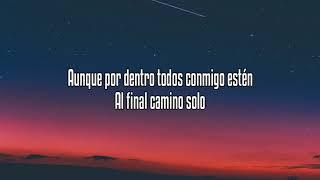 C.R.O • Solo (LETRA)