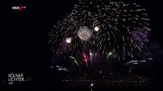 Фестиваль света в Кельне