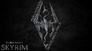 Skyrim theme misheard lyrics | parody