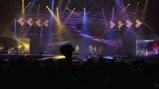 2NE1 - 'Let's go party' Live Performace [New Evolution]