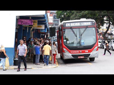 Usuários do transporte público de Teresópolis explicam porque protestam contra o Integra Terê