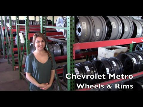 Factory Original Chevrolet Metro Wheels & Chevrolet Metro Rims – OriginalWheels.com