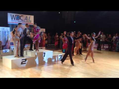 WDC Dutch-AL NK 2017 | Latin Master Class A-poule – prijsuitreiking