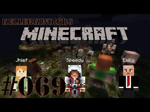 Kellerkind Minecraft SMP [HD] #069 – Talking with Blocks ★ Let's Play Minecraft