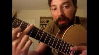 """How To Play Death Cab For Cutie's """"Steadier Footing"""""""