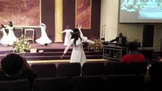 Jr. Dancers of Destiny - Donald Lawrence - Beautiful Feet