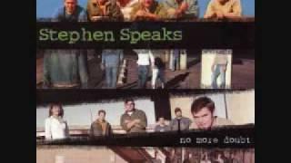 Stephen Speaks-On My Way (acoustic)