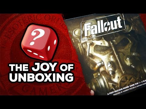 The Joy of Unboxing: Fallout