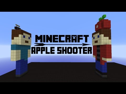 apple shooter minecraft project