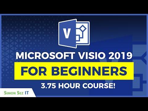 Microsoft Visio 2019 Tutorial: Visio Crash Course! - YouTube