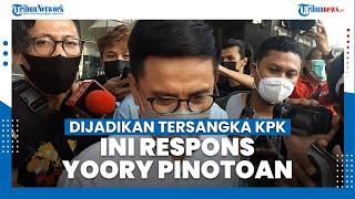 KPK Akui Sudah Jadi Tersangka di Kasus Munjul, Ini Respons Yoory C Pinontoan