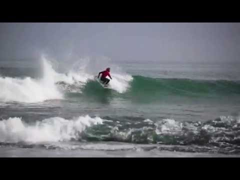 Fun waves and competition at Avalon Point