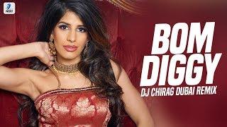 Bom Diggy (Remix) | DJ Chirag Dubai | Zack Knight | Jasmin Walia