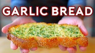 Binging with Babish: Garlic Bread from Scott Pilgrim vs The World