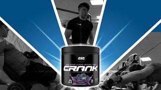 Der CRANK Booster von ESN im Test | Fitness Food Corner