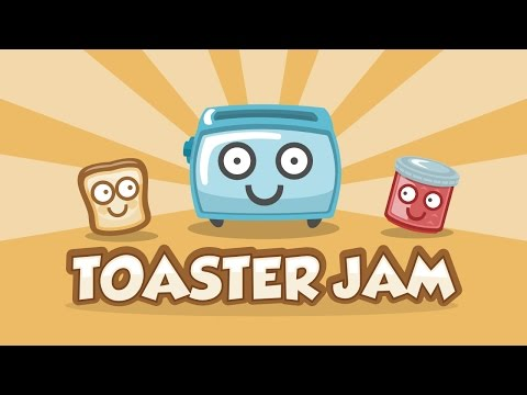 Toaster Jam Gameplay Trailer thumbnail