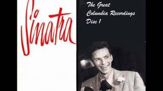 Frank Sinatra: All Of Me 1947