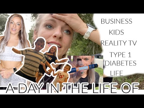, title : '2 days in the life of Mackenzie McKee. Mom, diabetes, reality tv, business owner, and more.