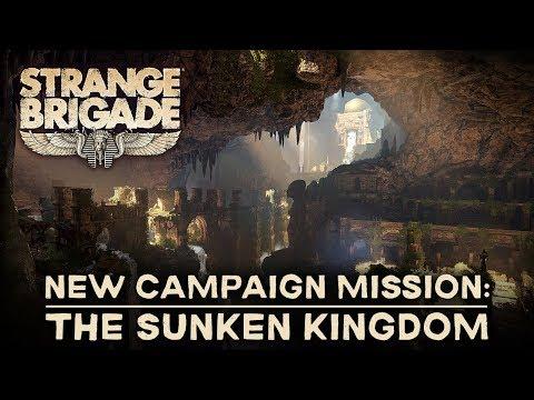 Strange Brigade - The Thrice Damned #2 | PC, PS4, Xbox One thumbnail