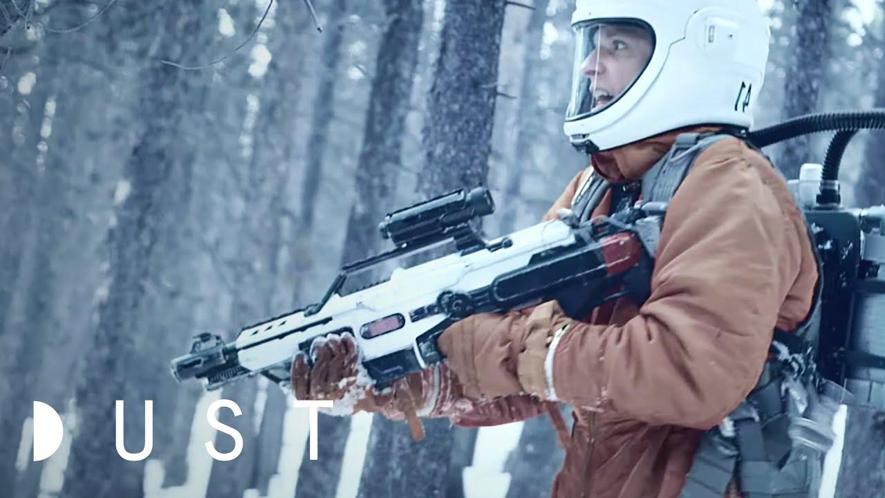 Sci-Fi Short Film: Project Skyborn
