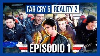 ►PARTICIPA EN EL CONCURSO: https://gleam.io/s7gou/concurso-far-cry-5-el-reality-2-episodio-1  ¡Empieza el Reality 2! El equipo de Luzu, Mangel y AlexBy11 trollean al de Rubius, WillyRex y Perxitaa en el primer episodio de Far Cry 5 El Reality 2 donde la velocidad, la coordinación y el trabajo en equipo son la clave para la victoria.  En Far Cry 5 El Reality 2 Rubius, Luzu, WillyRex, AlexBy11, Mangel y Perxitaa se unen para vivir una AVENTURA EXTREMA: En esta ocasión el objetivo es Joshep Seed (Eduardo Noriega).  ¡No te pierdas ningún capítulo de #FC5Reality2! https://goo.gl/rfSMpA  Descubre todo el contenido de la edición The Father Edition de Far Cry 5: http://bit.ly/2GxU1MD  ¡Suscríbete al canal oficial de El Reality y no pierdas detalle de lo que ocurre!  ¡Síguenos en Twitter y descubre todo sobre El Reality! https://twitter.com/Ubisoft_Spain