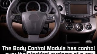 Functioning of the Body Control Module in Cars