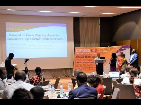 Consultation régionale pour accélérer la satisfaction des besoins en Planification Familiale d'ici 2030