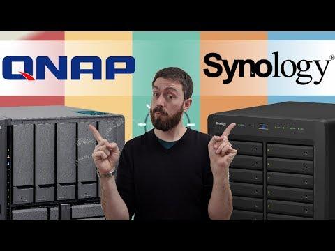 Synology Vs QNAP NAS 2019