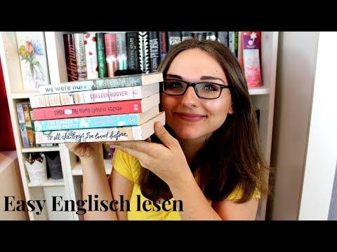 Englisch-Bücher für Einsteiger   Super leicht zu lesen & zu verstehen!   zeilenverliebt