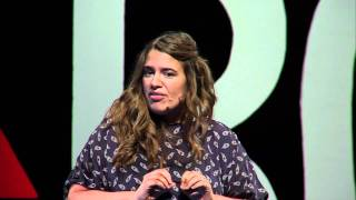 Courageous beauty: Brittany Gibbons at TEDxBGSU